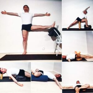 Hip position in different side asana img