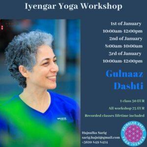 Gulnaaz Dashti workshop img