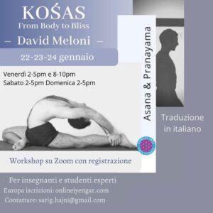 workshop january - Italian