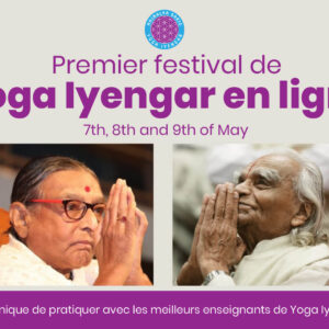 Recorded classes by Yoga Festival