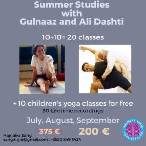 Ali Dashti & Gulnaaz Dashti workshop img