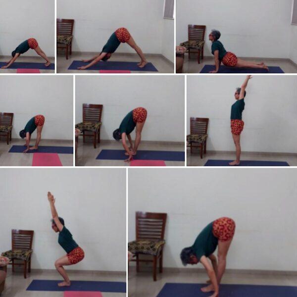 Iyengar Yoga class for kids img
