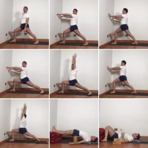 Conditioning of arms and legs joints img