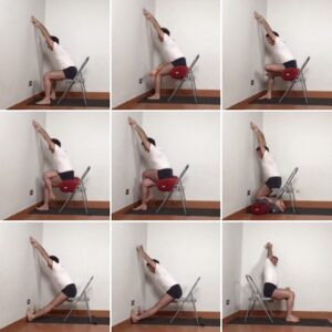 Basic actions of upper and lower limbs img